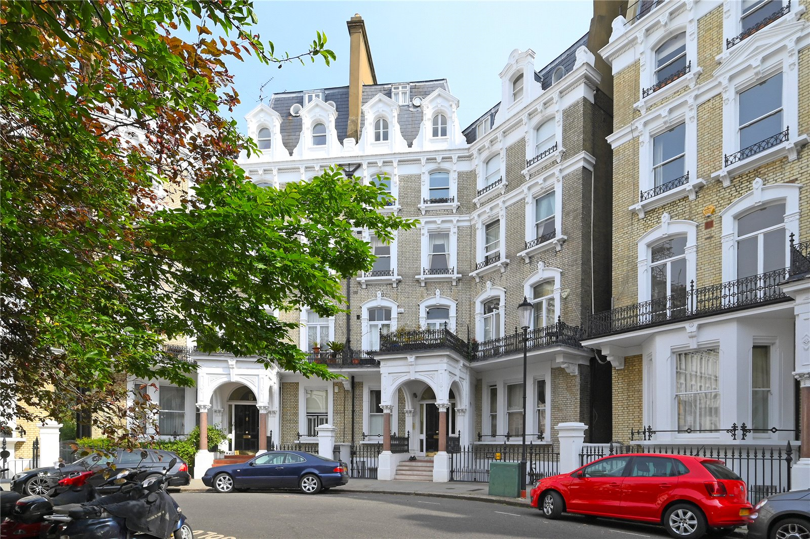 Redcliffe Square, London